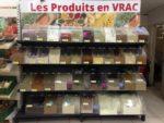 Rayon vrac/ Supermarché Auchan