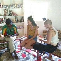 Travaux de groupe, Djarama